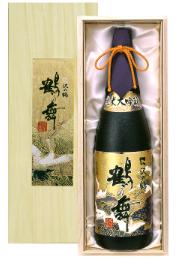 純米大吟醸「鶴の舞」