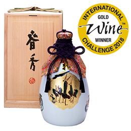 "Daiginjo ""Shunshu"" vase"