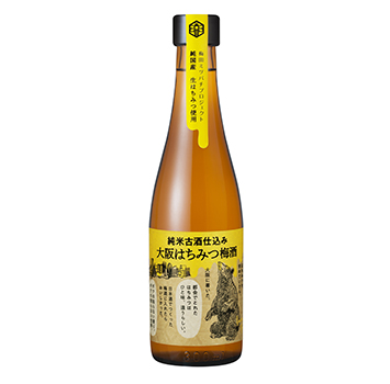 純米古酒仕込み 大阪はちみつ梅酒