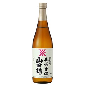 特別純米酒 本格甘口 山田錦