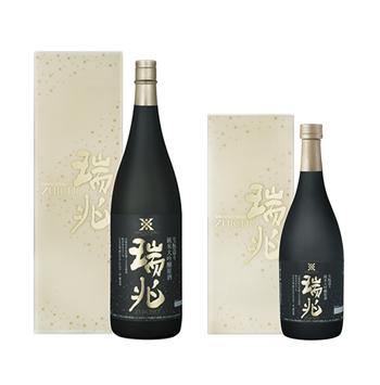 生酛造り純米大吟醸原酒「瑞兆」