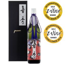 "Daiginjo ""Shunshu"" bottle"